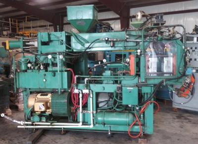 Uniloy 2 head gallon machine