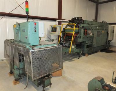 Uniloy 350R2 4 head gallon machine
