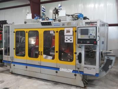Uniloy Comec MSC97.D Blow Molding Machine