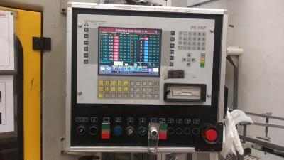 Uniloy Comec MSC97.D Controls